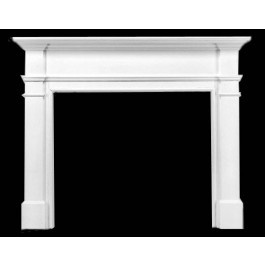 Pearl Mantels The Windsor Fireplace Surround $380.99