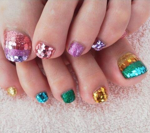 Cool Toe Nail Art Designs 2012 - Nail styles and Nail Polish | Daily Nail