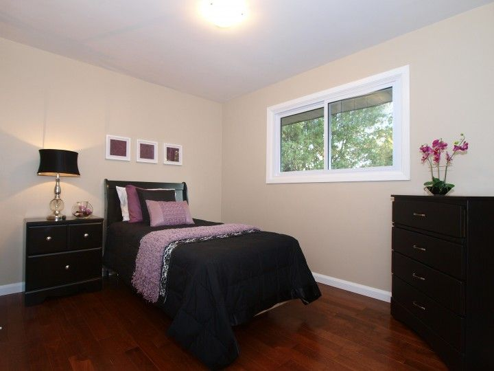 Vacant Kitchener home staged by Rooms in Bloom.