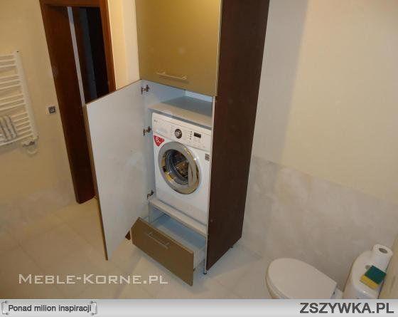 aranżacje łazienek z pralką - Szukaj w Google