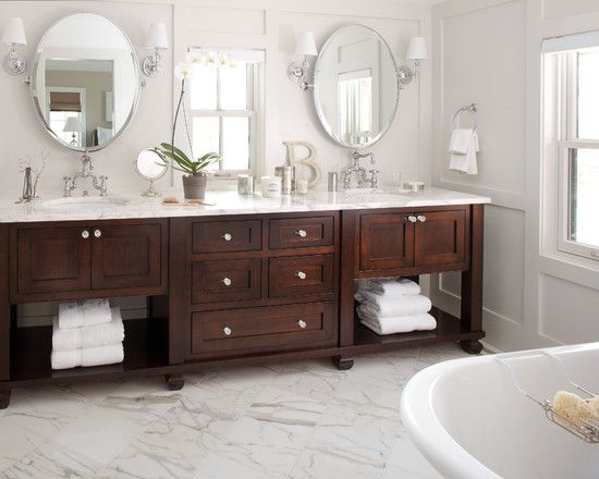 Bathroom Design, Pictures, Remodel, Decor and Ideas - page 3: Bathroom Design, China Cabinets, Bathroom Vanities, Bath Vanities, Bathroomdesign, Traditional Bathroom, Bathroom Ideas, Masterbathroom, Master Bathroom