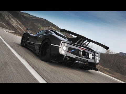 evo Diaries- Pagani Zonda 760RS Drive- evo world Exclusive    I will have to be doubly rich and famous to get one of these...I can dream...