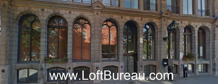 espace loft commercial vieux montreal