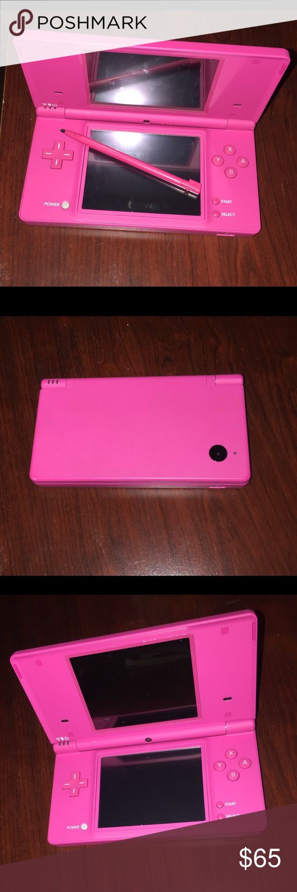 Nintendo DSi ❗️❗️❗️ Perfectly functioning Hot Pink Nintendo DSI. Clean and clear of data. Charger not included.  Christmas is just around the corner! Accepting Offers.❗️❗️❗️ Nintendo Other