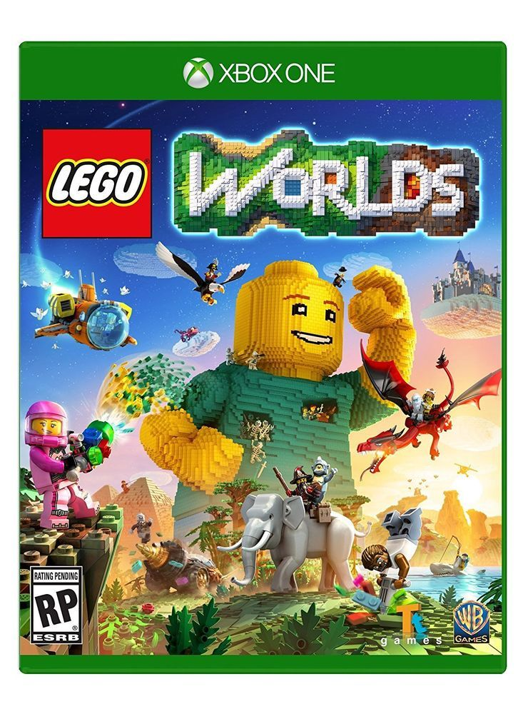 #LEGO #Worlds #XBOX ONE #Microsoft #Warner Bros #Video #Game →http://ebay.to/2mfnYrN #FREE #SHIPPING #ebay #deal #kids #games #gaming #gamer