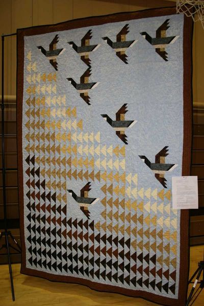 Flying Home Pattern By Pam Bono Fabric Affair Quilts