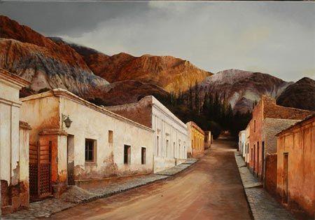 Cerro de los 7 colores, Purmamarca, Argentina.