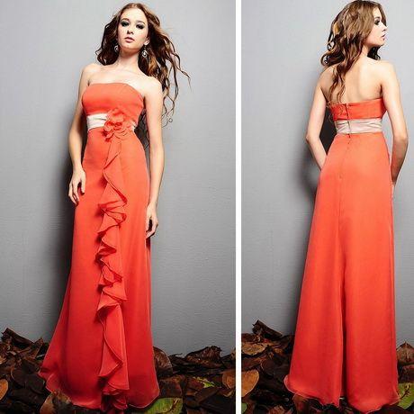 17 best ideas about Burnt Orange Bridesmaid Dresses on Pinterest ...