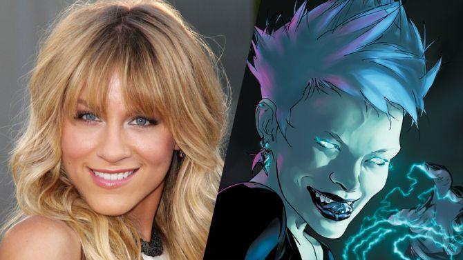 'Supergirl's' Livewire: Brit Morgan to Play DC Comics Villain