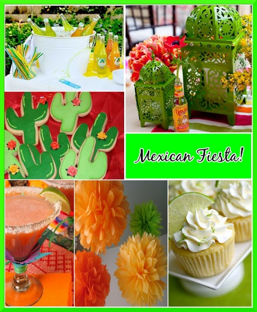 1000+ Images About {Party Ideas} Mexican On Pinterest