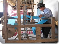 Shupaca artisans in Ecuador - beautiful!