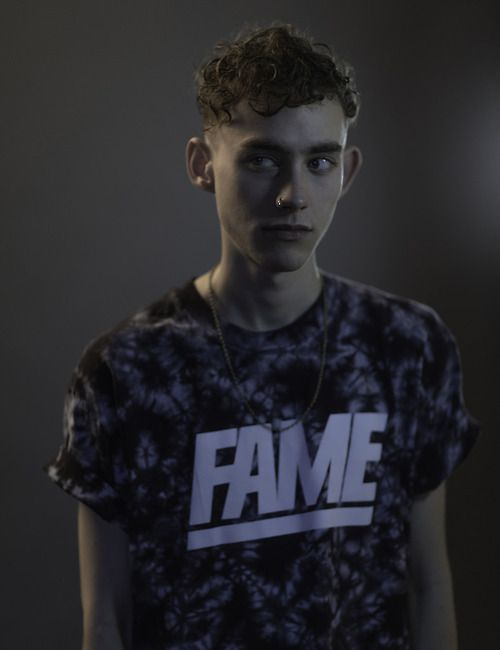 Olly Alexander (by Phil Sharp.)                       Years and Years