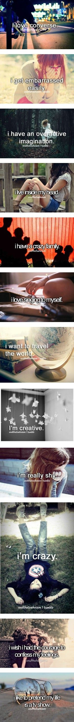 """""""And That's Who I Am♥"""" by curls-dimples-and-bowties ❤ liked on Polyvore"""