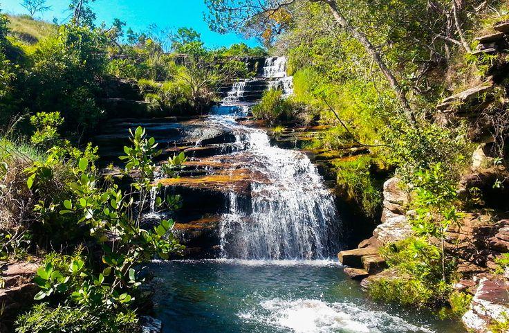 Cachoeira da Serrinha | Complexo da Fumaça | Carrancas/MG