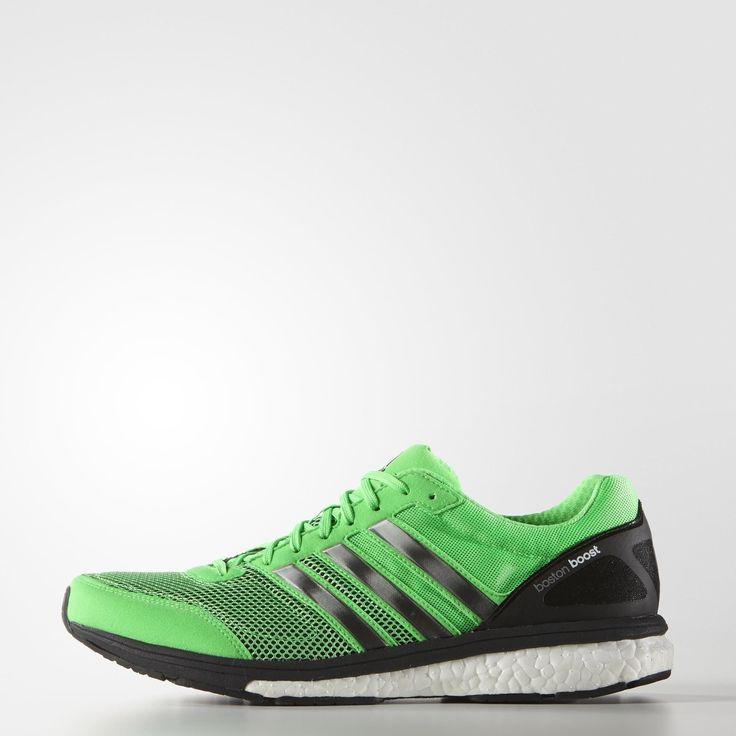 Zapatilla adizero Boston Boost 5 - Verde adidas | adidas España