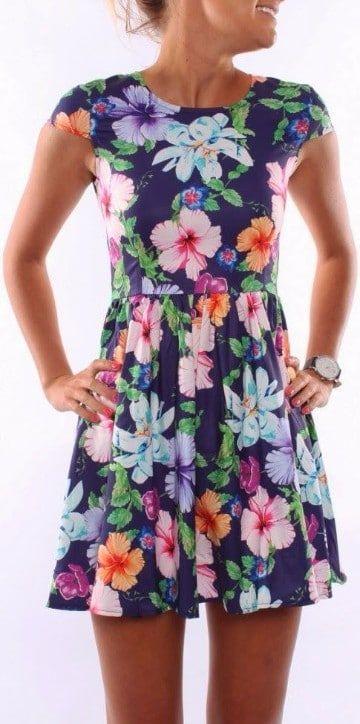 vestidos hawaianos para mujeres cortos                                                                                                                                                                                 Más