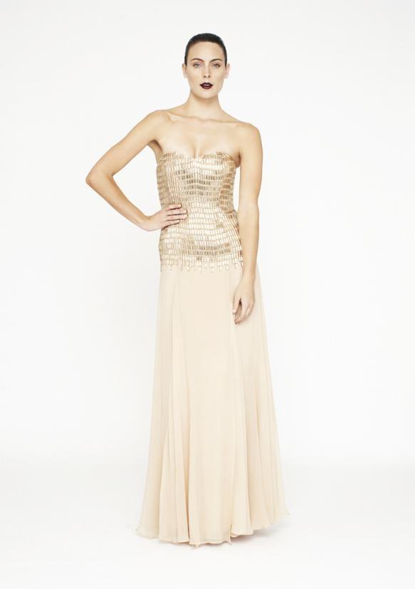 Rachel Gilbert Liza Gown