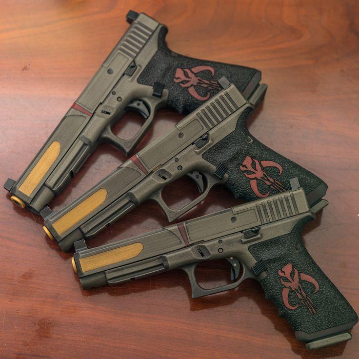 546 Best Glock Images On Pinterest Hand Guns Handgun And Revolvers