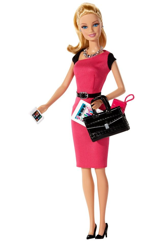 Barbie Entrepreneur Doll - Career Dolls | Barbie Collecto