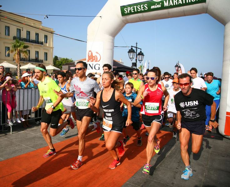 Spetses mini Marathon Grows in Numbers and Popularity
