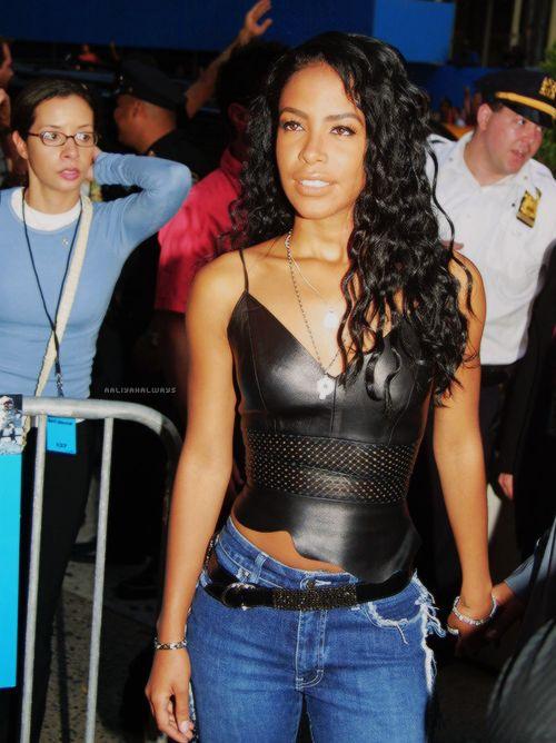 Aaliyah ♥♥♥ Mickey TrackStar Rumbolt: Photo