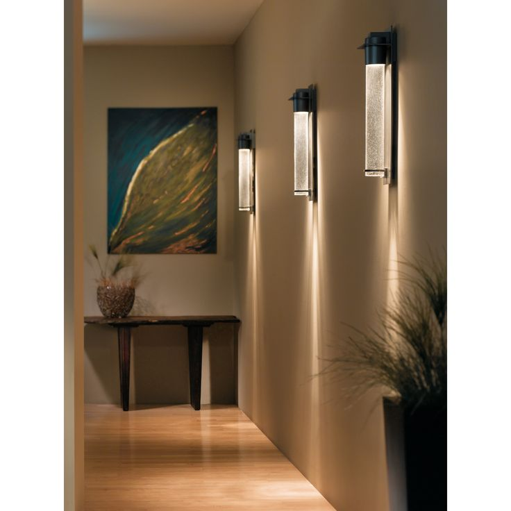 Airis Large Outdoor Wall Sconce | Hubbardton Forge At Lightology