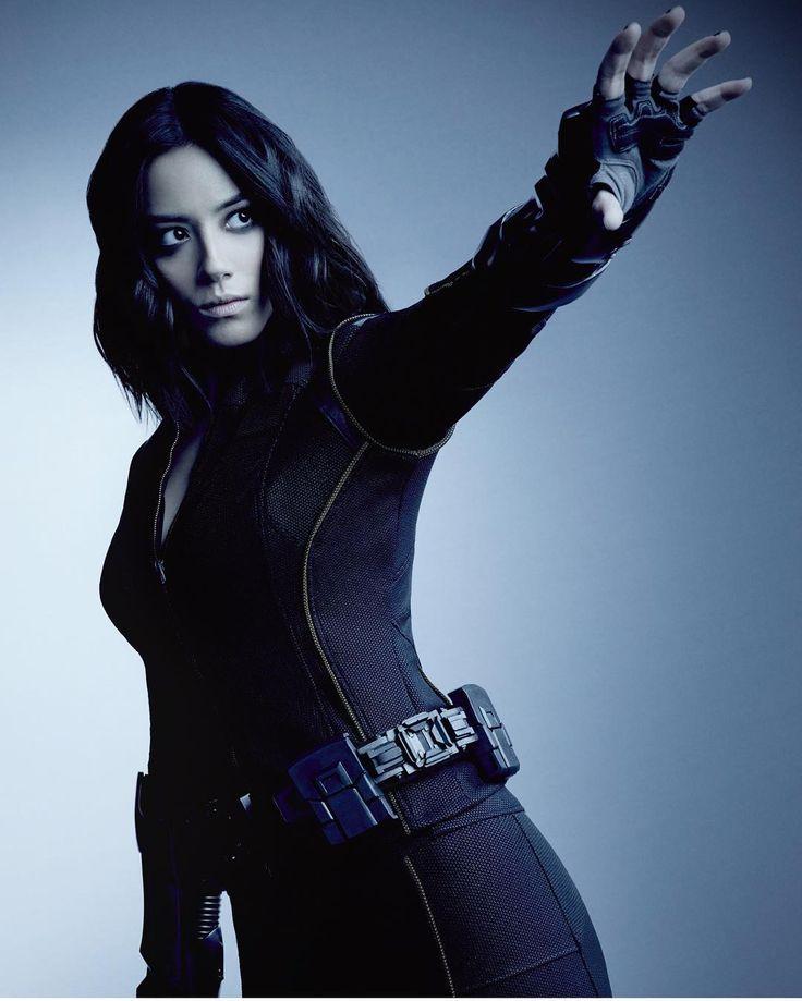 Quake / Daisy Johnson from Agents of SHIELD