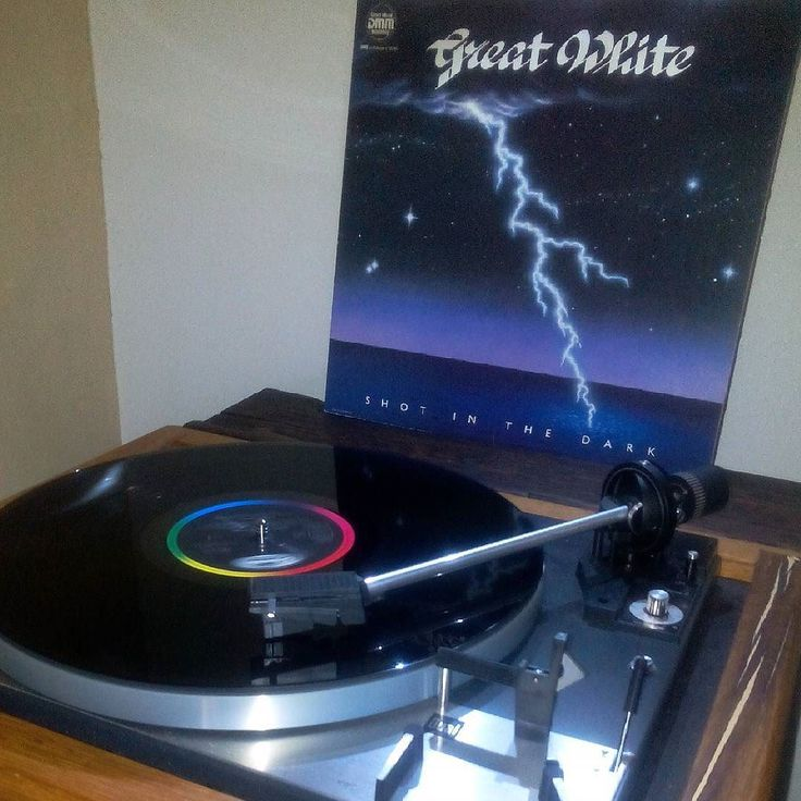 Shot in the dark - Great White #greatwhite #shotinthedark #nowspinning #onmyturntable #myvinylstop #vinyl #vinyljunkie #vinyligclub #vinylrecords #instavinyl #records #recordcollection #recordcollector #plattensammlung #plattenspieler #schallplattensammlung #schallplatte #dual #dual1219 #turntable by wusel_aus_buergeln