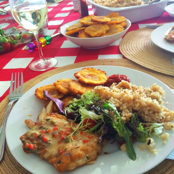 39 best panamanian recipes images on pinterest cooking food delicious panamanian food fish salad coconut rice and platano forumfinder Image collections