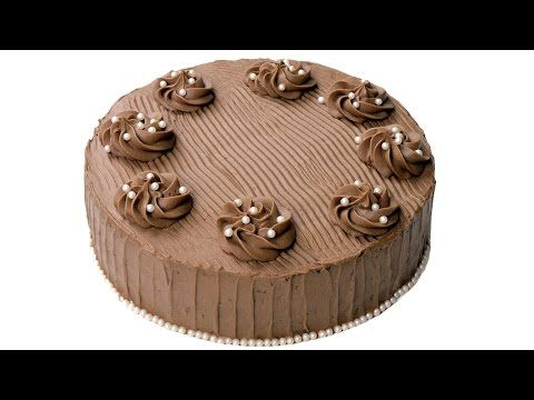 "Торт ""Шоколадный бархат"" - YouTube"