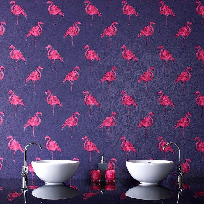 Flamingo Indigo / Pink