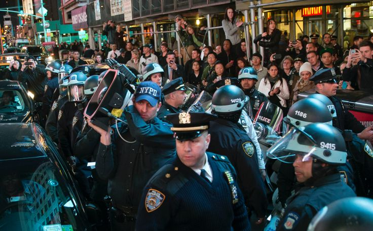 nice NYPD Fails to Persuade Court docket Its Deafening Sound Cannon Is Only a 'Communication Instrument'