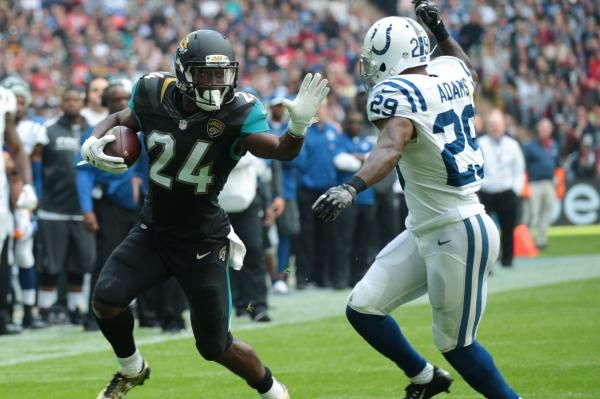 Alex Butler JACKSONVILLE, Fla., Dec. 26 (UPI) -- Second-year running back T.J. Yeldon is hanging up his cleats for the season.