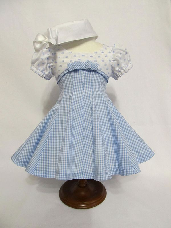 1950s Dress and Pill Box Hat- An Original KeepersDollyDuds Design