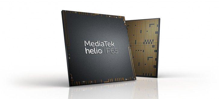 Mediatek تعلن رسمي ا عن المعالج Mediatek Helio P65 ويهدف لتعزيز الأداء في الهواتف المتوسطة Iot Mobile Phone Price Multi Camera