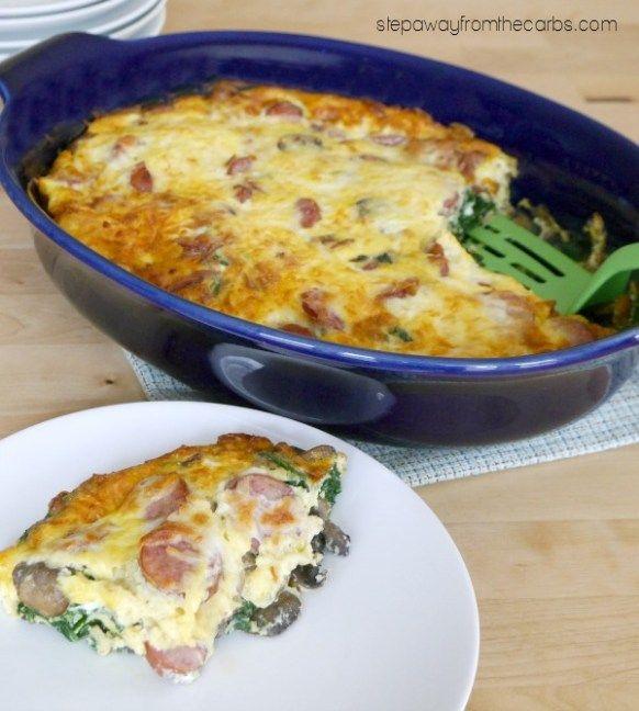10 Best Keto Breakfast Casserole Recipes For Ketogenic