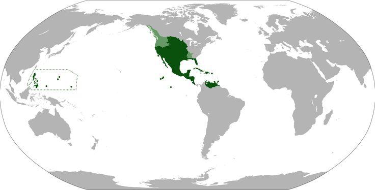 Virreinato de la Nueva España.
