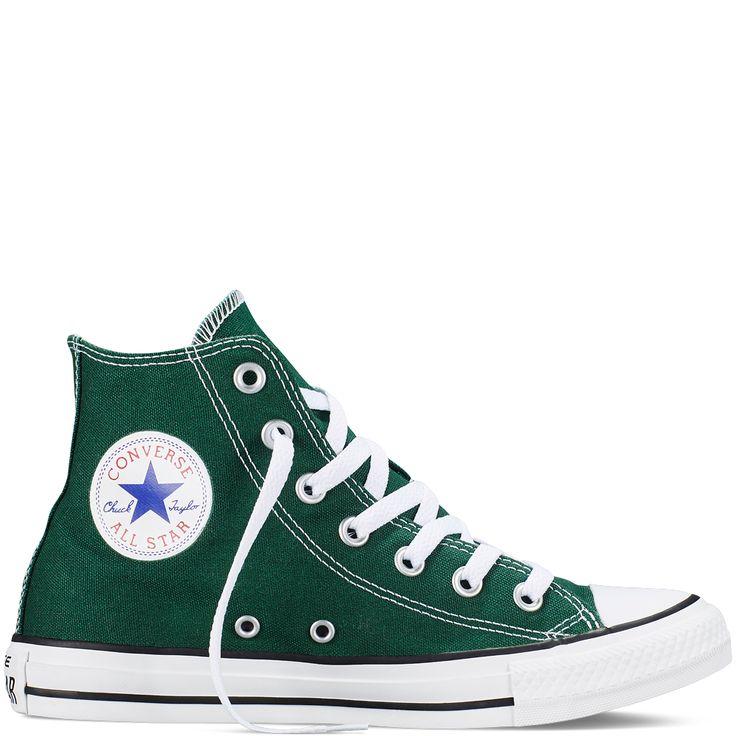 Converse - Chuck Taylor Fresh Colors - Gloom Green - Hi Top