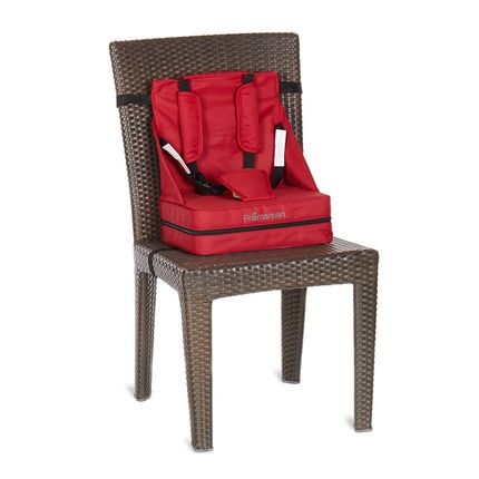 Rehausseur de chaise - Rouge  Main