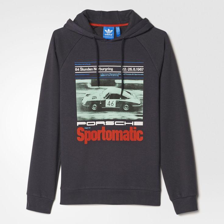 Adidas Sudadera Con Gorro Porsche Sportomatic Ropa