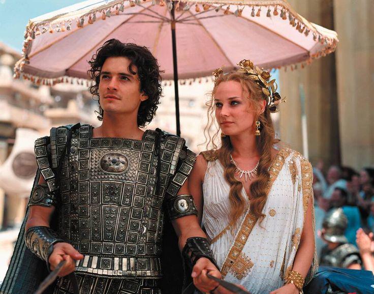 Diane Kruger (Helen of Troy) - Troy (2004)