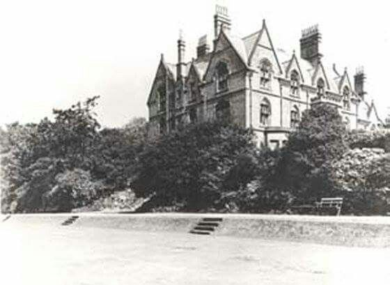 Strawberry fields woolton,childrens home.