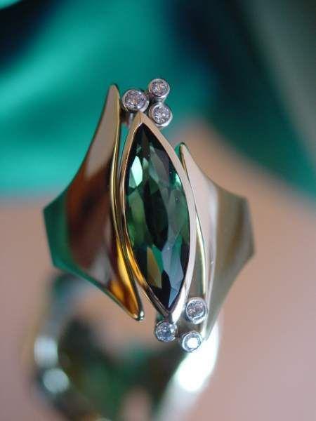Custom Original Rings : Robert Schock Jewelry