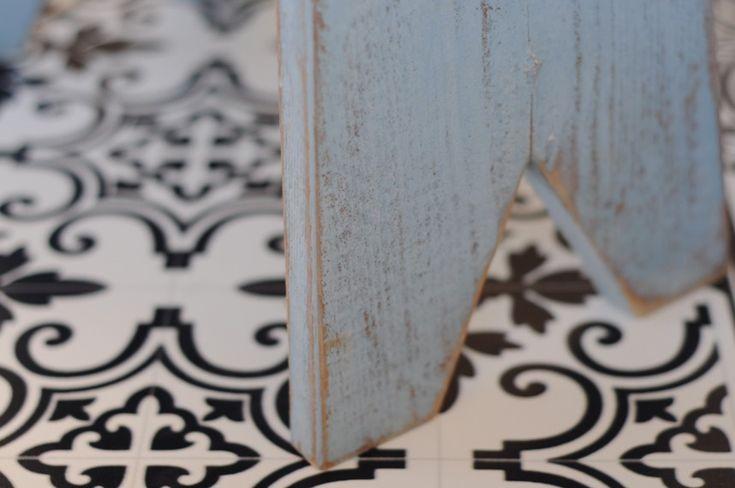 Coup de cœur pour les tapis vinyl imitation carreaux de ciment de chez FLEUX - Décoration et architecture d'intérieur, Home staging, Paris Essonne