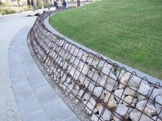 Awesome All About Gabions Cheap Retaining and Other Garden Features