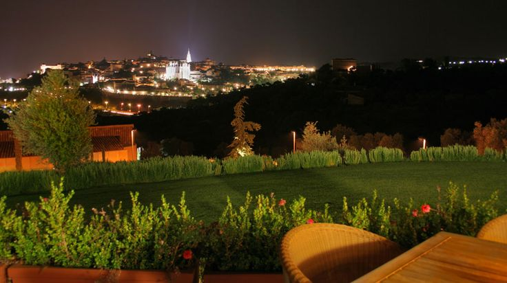 Hotel Cigarral El Bosque - Toledo - Espanha