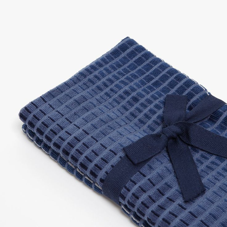 VELVETY JACQUARD COTTON TOWEL WITH STRIPES AND FRINGE (SET OF 2) - TOWELS - BATHROOM | Zara Home United States of America