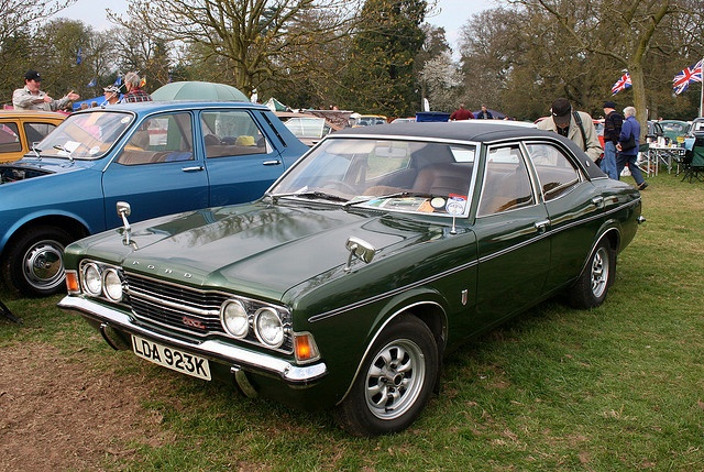 1972 Ford Cortina MKIII 2000 GXL