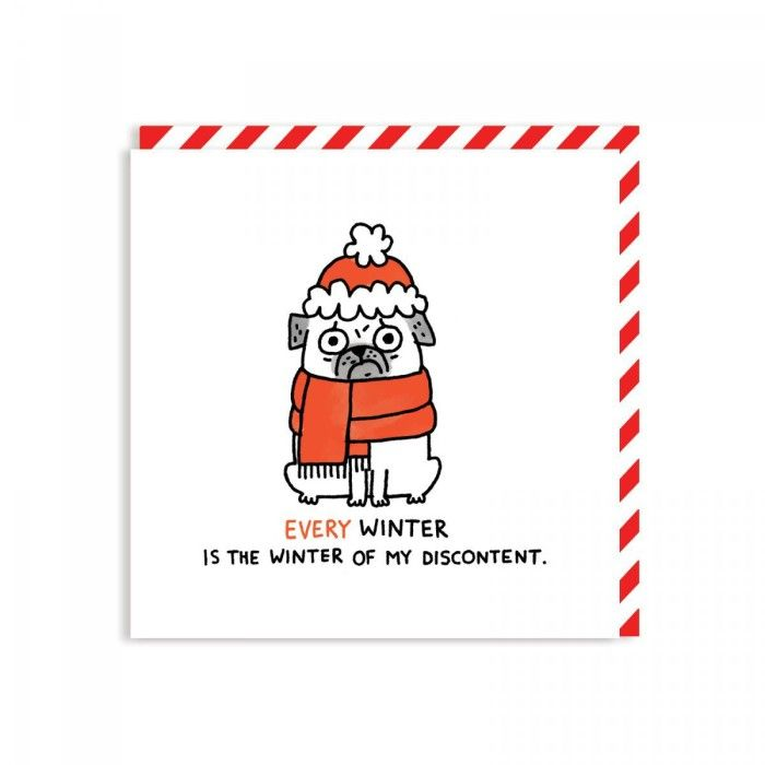 Quirky illustrated greetings cards by Gemma Correll