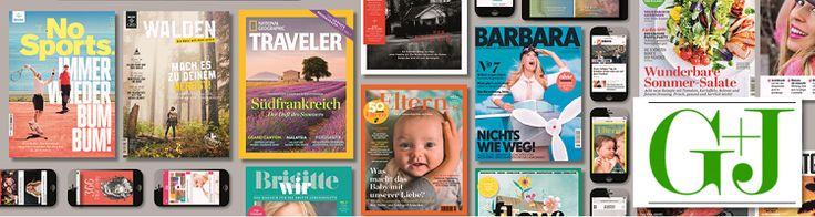 Job als #SEO Redakteur (m/w) bei G+J Women New Media GmbH (part of Gruner + Jahr)  Hamburg:
